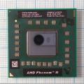 Процессор для ноутбука AMD Phenom II Quad-Core Mobile P960