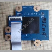 Кардридер для ноутбука DNS W670SR 6-71-W670V-D12