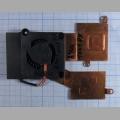 Система охлаждения с вентилятором (кулер) для ноутбука Asus 1001PX 13GOA2B1AM010-10