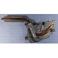 Система охлаждения для ноутбука DELL PP23LA CN-0UW523-73305-6B1-5082
