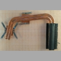 Система охлаждения для ноутбука DNS A15FD 13N0-ZDA0201