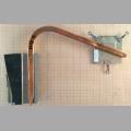 Система охлаждения для ноутбука DNS MT50ll 20B370-FR6010 UMA