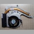 Система охлаждения в комплекте с кулером для ноутбука Fujitsu-Siemens esprimo M6400 6043B0037401 GC054509VH-A