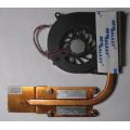 Система охлаждения c вентилятором HP 550 431312-001 456605-001