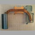 Система охлаждения для ноутбука Samsung NP-R519 BA62-00489A DIS