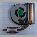 Система охлаждения c кулером для ноутбука Sony SVF52C29M 3VHK9TMN010 AB08005HX080300