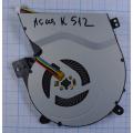 Вентилятор (кулер) для ноутбука Asus X551MA DTAA13NB0331