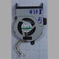 Вентилятор (кулер) для ноутбука Asus X55A MF60090V1-C480-S99