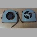 Вентилятор (кулер) для ноутбука DNS W650SH AB7905HX-DE3