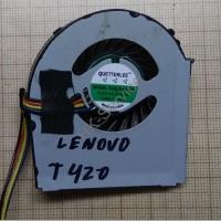 Вентилятор (кулер) для ноутбука Lenovo T420 UDQFVZR01FFD