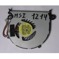 Вентилятор (кулер) для ноутбука MSI-1214 DFS491105MH0T