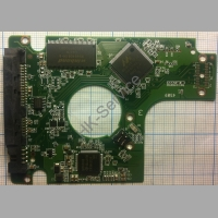 Плата электроники HDD WD 2060-771672-001 REVP1 PCB Sata