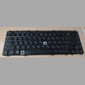 Клавиатура для ноутбука Lenovo V460, C200, B460, Y450, Y460, Y550, Y560 (черная матовая) рус/англ.