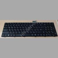Клавиатура MSI MS1688, A6200, A6205, A6500, CR620, CR630, CR650, CR720, CX605, CX620, CX620MX, CX623, CX705, CX720, FX600, FX610, FX700, GE600, GE620, GE620DX, GE700, GT660, GT680, GT683, GX660, GX680, MS168, S6000 чёрная