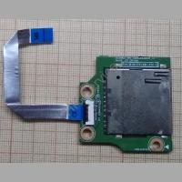 Карт ридер для ноутбука HP 255 OSAMU2_MV_CARDREADER_V1 010194C00-35K-G