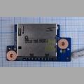 Плата картридера для ноутбука Lenovo G505 VIWGR LS-9633P