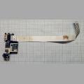Картридер, USB разъем и Audio разъем для ноутбука Lenovo G505S VILG1/G2 LS-9901P Rev:1.0