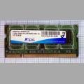 Оперативная память Adata DDR2 ADOVF1A083FEG 1Gb 1Rx8 PC2-6400S-666-12