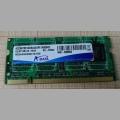 Оперативная память Adata DDR2 AD2667001GOS 1Gb 1Rx8 667Mhz