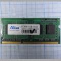 Оперативная память DDR3 QSY3128M8-EDJ6B 1Gb 1RX8 PC3 1333