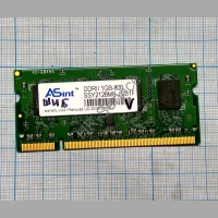 Оперативная память DDR2 Asint 1Gb SSY2128M8-JGE1F 1Rx8 PC2-6400