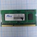 Оперативная память DDR3 SSY3128M8-EDJED 1Gb 1RX8 PC3 1333