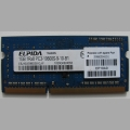 Оперативная память DDR3 EBJ10UE8BDS0-DJ-F 1Gb 1RX8 PC3-10600S-9-10-B1