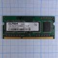 Оперативная память DDR3 EBJ11UE6BAU0-AE-E 1Gb 1RX8 PC3-8500S-7-10-AP