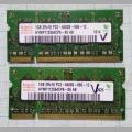 Оперативная память DDR2 HYMP112S64CP6-S6 AB 1Gb 2RX16 PC2-6400S-666-12