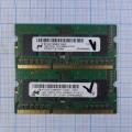 Оперативная память DDR3 MT4JSF12864HZ-1G4D1 1Gb 1RX16 PC3-10600S 9-10-C1