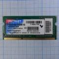 Оперативная память DDR3 PSD31G133381S 1Gb 2RX8 PC3-10600S CL9