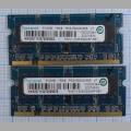 Оперативная память DDR2 RMN1150EG38D6F-667 512Mb 1RX8 PC2-5300S-555 LF