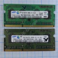 Оперативная память DDR3 M471B2873FHS-CF8 1Gb 1RX8 PC3-8500S-07-10-ZZZ