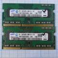 Оперативная память DDR3 M471B2873GB0-CH9 1Gb 1RX8 PC3-10600S-09-11-B2