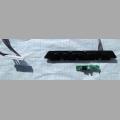 Кнопки управления и ИК приёмник для телевизора Dexp F40B7100K 40628A 40628AJ