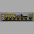 Кнопки управления для телевизора Hitachi C20-LC880SNT G3701-050020A