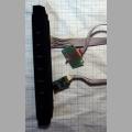 Кнопки управления и ИК приёмник для телевизора Hyundai H-LED22V16 3330119850001 3330119850011