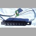Кнопки управления и ИК приёмник для телевизора LG 39LN540V EAX65034403