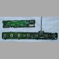 Кнопки управления и ИК приёмник для телевизора Sony KDL-32U2000 1-870-680-13 1-870-678-12