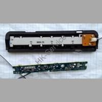 Кнопки управления и ИК приёмник для телевизора Sony KLV-32S550 1-878-663-12