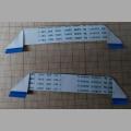 Межплатные шлейфы матрицы для телевизора Haier LE42U6500TF