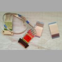 Шлейфы матрицы для телевизора LG 32LN540V-ZA EAD62370715