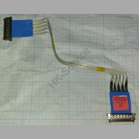 Шлейф матрицы для телевизора LG 32LN570V-ZE EAD62370711