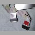 Шлейфы матрицы для телевизора LG 42LM640T