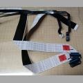 Шлейфы матрицы и шлейфы подсветки матрицы для телевизора LG 47LA741V EAD62352604 EAD62352603
