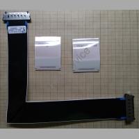 Шлейфы матрицы для телевизора Samsung UE40EH5007K BN96-17116W YS2A22M1 YS2A24M6