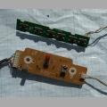 Кнопки и ИК приёмник для телевизора Samsung LE40R71B BN41-00686A BN41-00685A