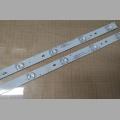LED подсветка матрицы для телевизора Kivi 43UK30G LED43D10A-ZC14FG-07 LED43D10B-ZC14FG-07 30343010217 30343010218