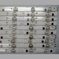 LED подсветка матрицы для телевизора Samsung UE39EH5003W 39-3535LED-60EA-R 39-3535LED-60EA-L D1GE-390SCB-R1 D1GE-390SCA-R1