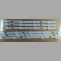 Led подсветка матрицы для телевизора Samsung UE40JU6600UXRU S_5U75_40_FL_R05 LM41-00117B LM41-00117C